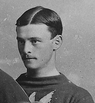 Billy Barlow - Stanley Cup Champion 1893