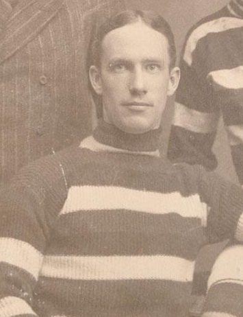 Harvey Pulford - Ottawa Hockey Club - Stanley Cup Champion  1905