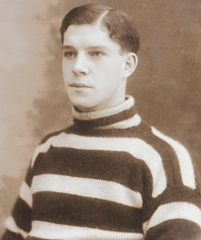 Billy Gilmour - Ottawa Hockey Club - Stanley Cup Champion - 1905