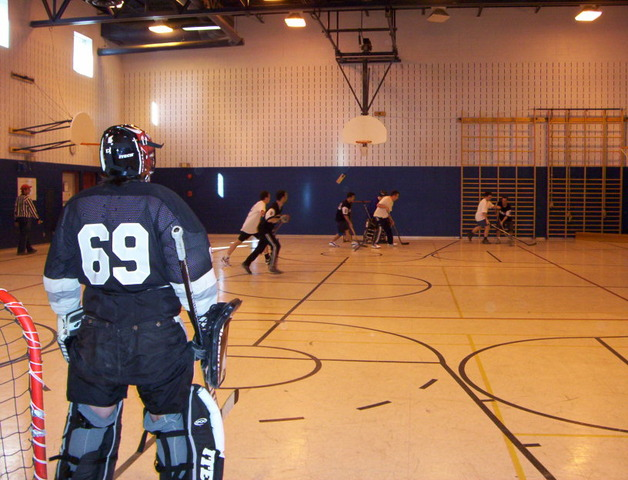 Cosom Hockey / Gym Hockey - Montreal Hockey League Cosom - 2004
