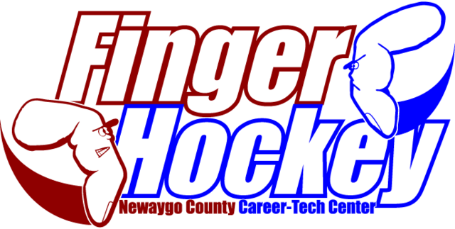 Finger Hockey Logo - Finger Hockey Using a Penny
