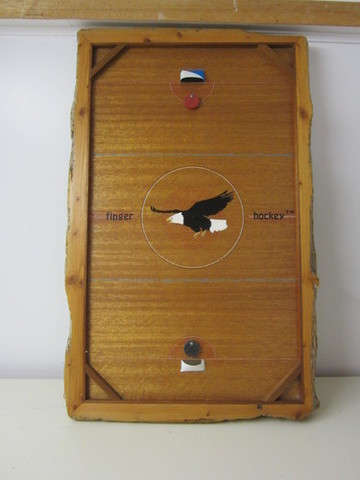 Custom Finger Hockey Board