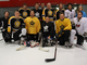 Vancouver Eclipse - Blind Ice Hockey Team - December - 2012