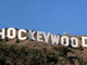HOCKEYWOOD Sign - Hollywood - Los Angeles - California - 2012