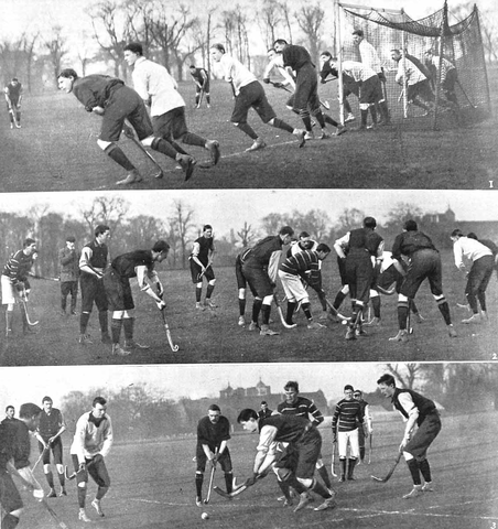Royal Military Academy vs Royal Engineers - Charlton Park - 1901