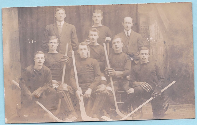Yarmouth Hockey Club - Nova Scotia - 1914