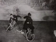Unicycle Hockey in German Silent Film Varieté - 1925