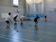 Unicycle Hockey Game - The Breakaway - England - 2012
