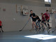 Unicycle Hockey Game - Southampton - England - 2012